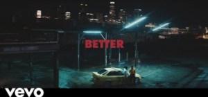 Video: Khalid – Better